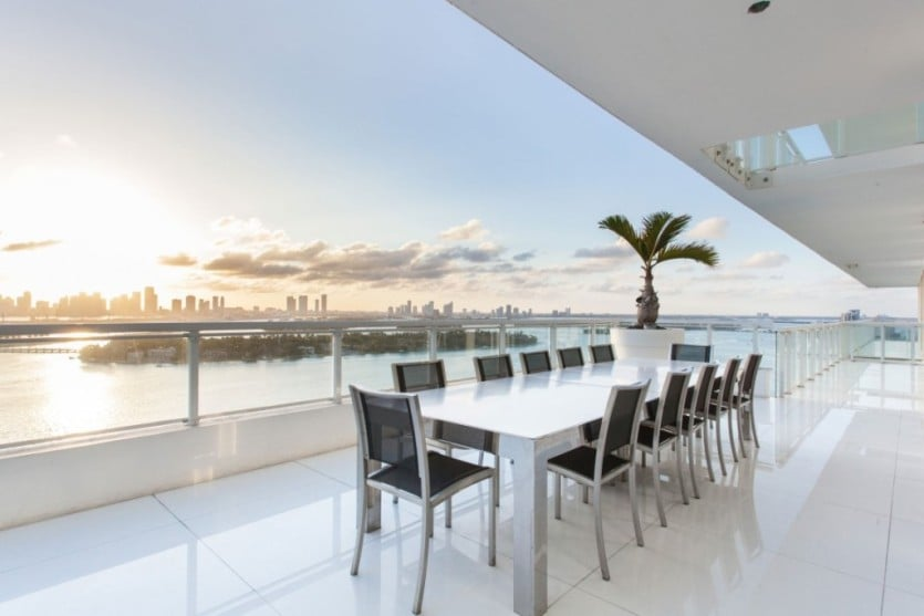 Bentley Bay South Penthouse in Miami