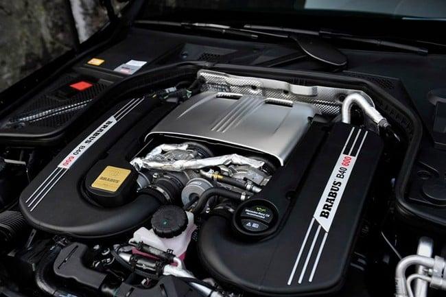 Brabus Mercedes-AMG C63 S 3