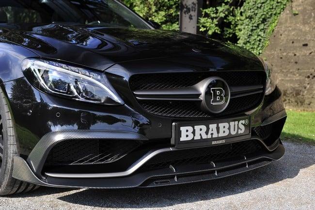 Brabus Mercedes-AMG C63 S 9