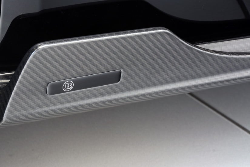 Brabus Mercedes-AMG GT Carbon Fiber