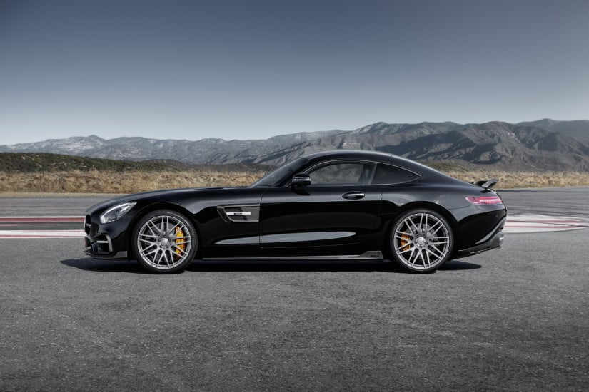 Brabus Mercedes-AMG GT Side View