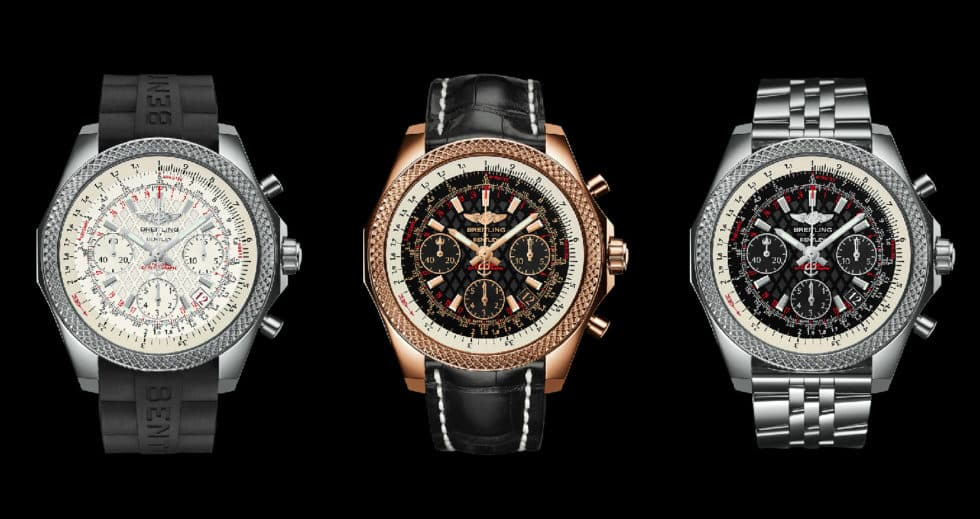 Breitling for Bentley B06 S Watch