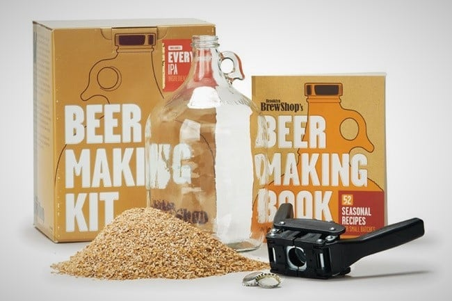 Brooklyn Brewshop Beer Making Kits 2