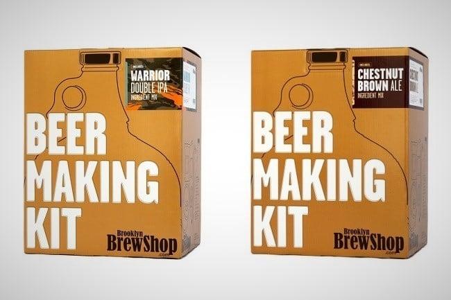 Brooklyn Brewshop Beer Making Kits 6