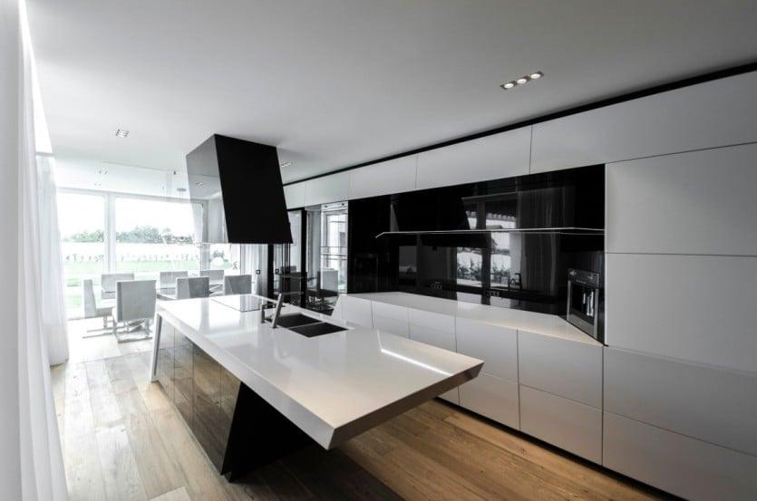 C House Kitchen