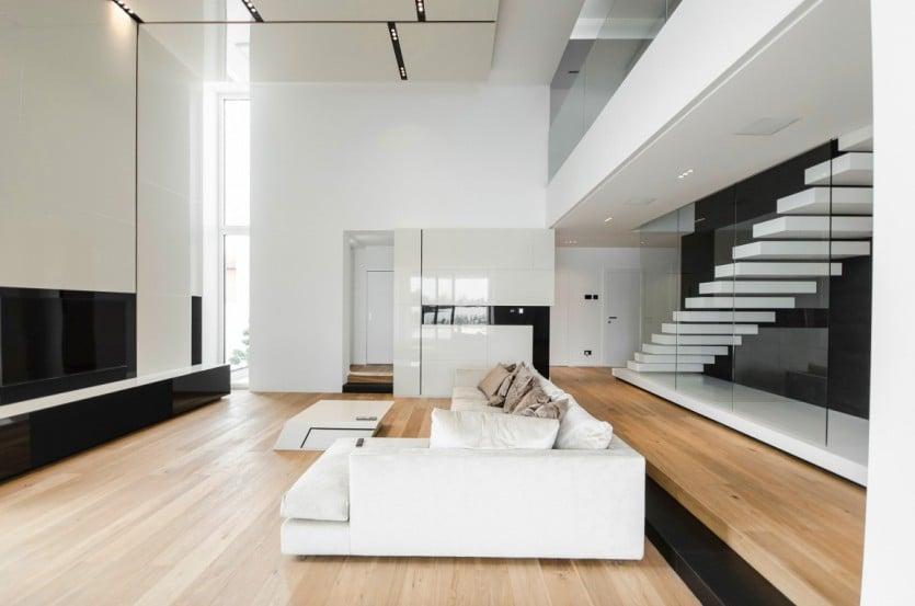 C House Living Room