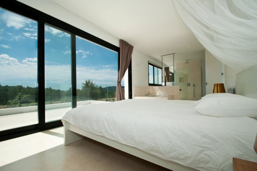 Can Pep de Sa Guaita Residence Bedroom View