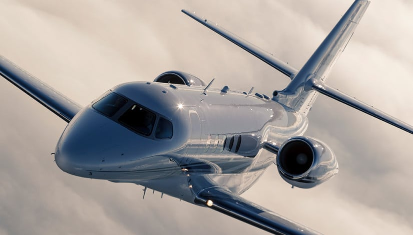 Cessna Citation Latitude Business Jets