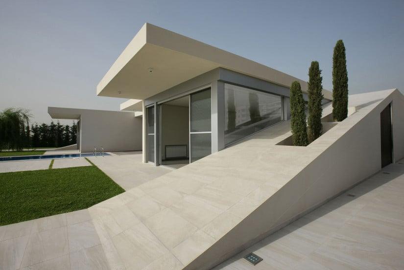 Contemporary Jiyeh Villa in Lebanon