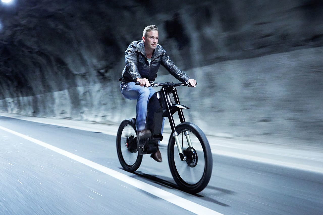 Cool Trefecta DRT Electric Bike