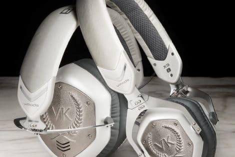 Crossfade M-100 Headphones by V-Moda
