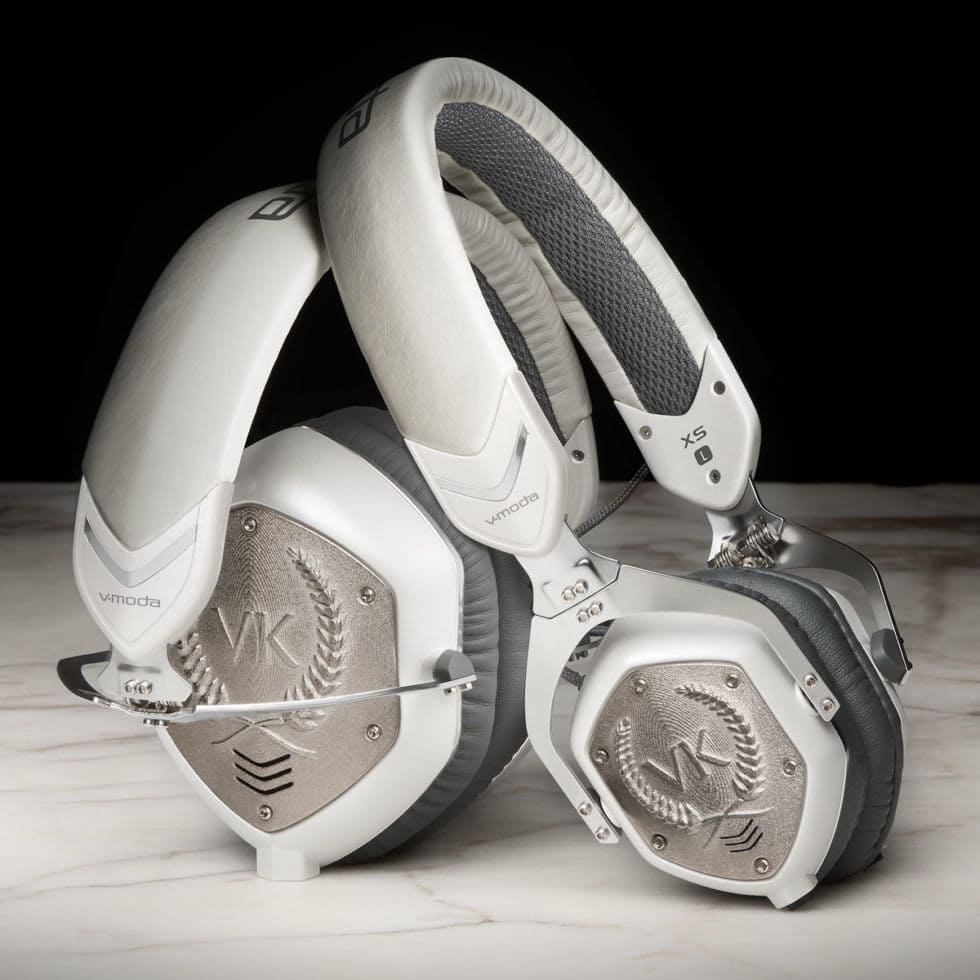 Crossfade M-100 Headphones by V-Moda