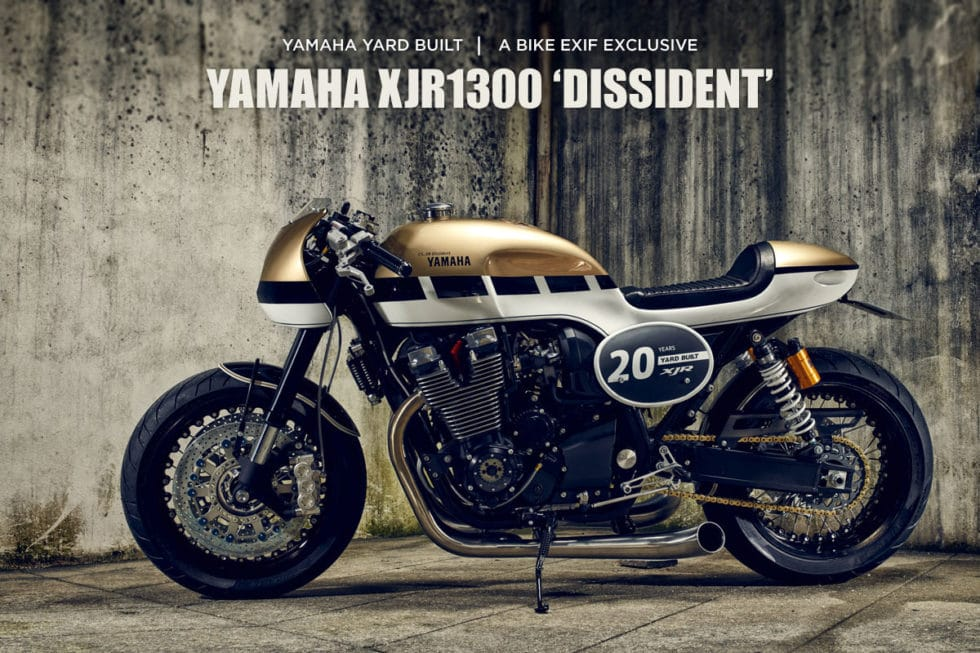 Dissident Yamaha XJR1300
