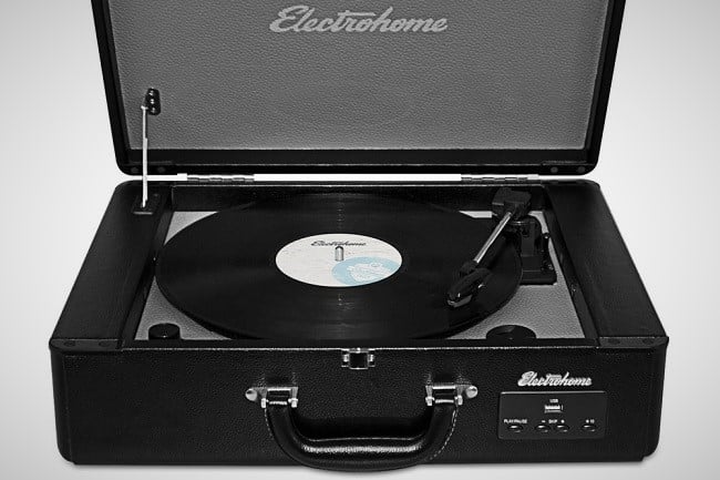 Electrohome Archer Turntable 11