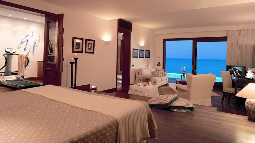 Elounda Beach Hotel & Villas Bedroom