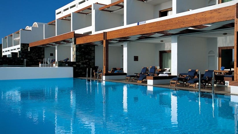 Elounda Beach Hotel & Villas Pool 1