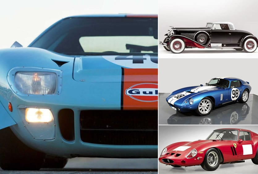 Expensive Cars that Have Made History