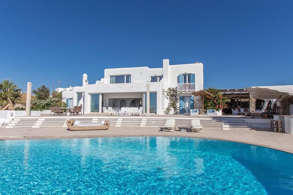 Exquisite Villa Ali in Mykonos, Greece