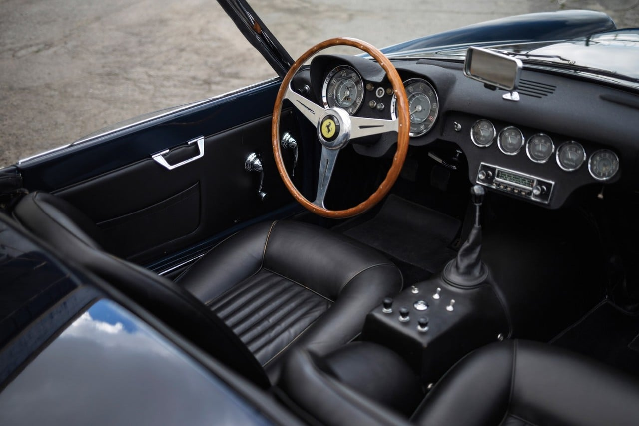 Ferrari 250 GT LWB California Spider Interior