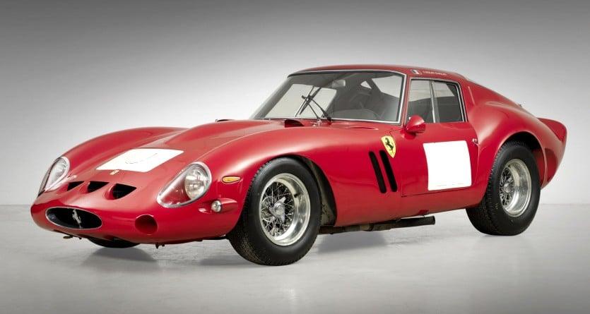 1962 Ferrari 250 GTO Berlinetta, chassis 3851 GT