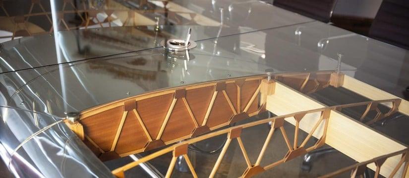 Flying Bamboo Biplane 7