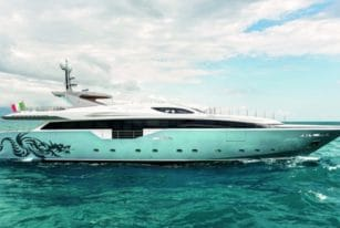 Exquisite Admiral Regale 45 Flying Dragon Yacht (10)