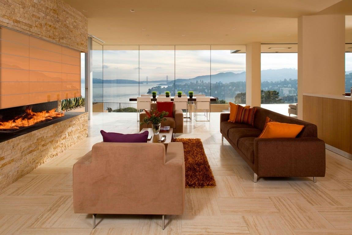 Garay Residence Living Room