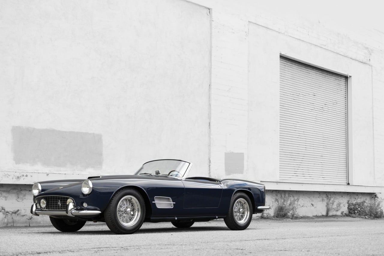 Gorgeous Ferrari 250 GT LWB California Spider