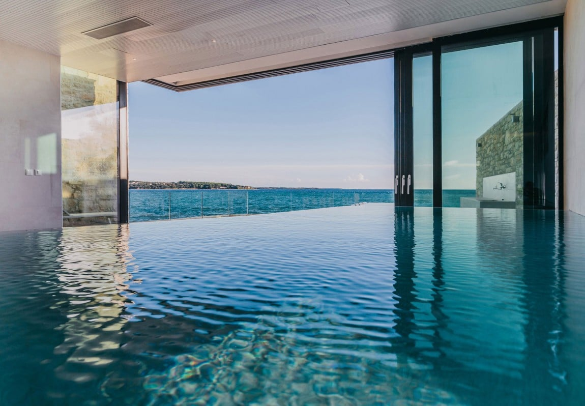 Gorgeous House Sperone Infinity Pool