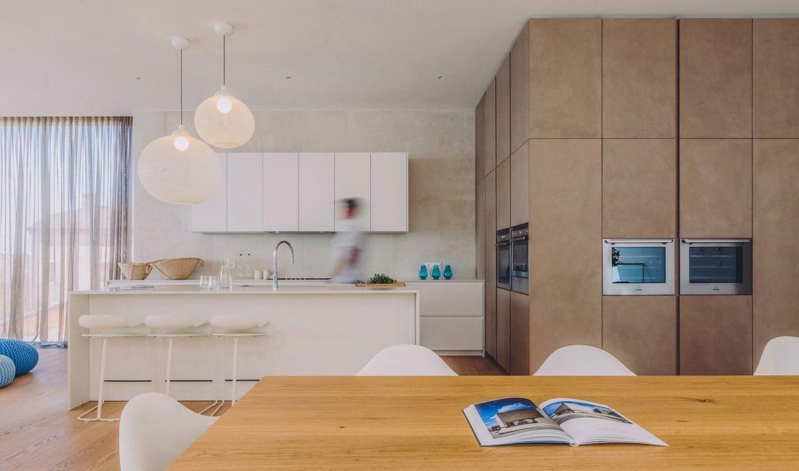 Gorgeous House Sperone Kitchen Design