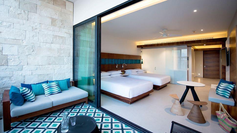 Grand Hyatt Playa del Carmen Resort Guest Room