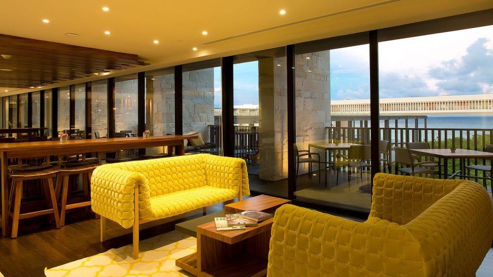 Grand Hyatt Playa del Carmen Resort Lounge Area 2