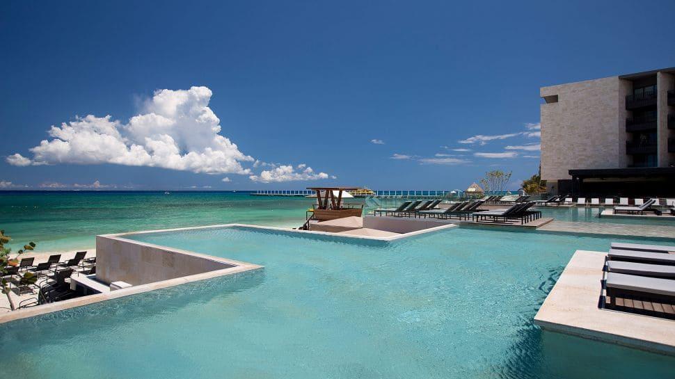 Grand Hyatt Playa del Carmen Resort Pool