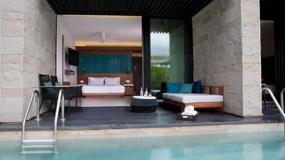 Grand Hyatt Playa del Carmen Resort Private Pool
