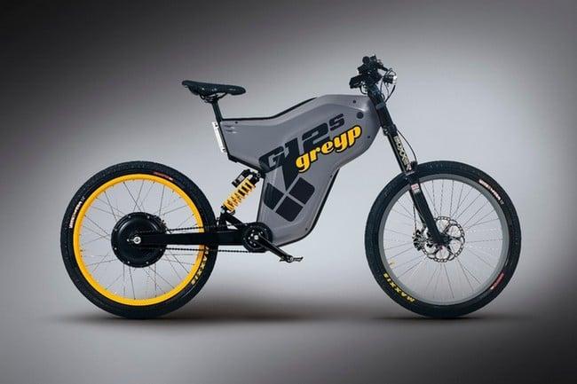 Greyp G12S Electric Bike 3