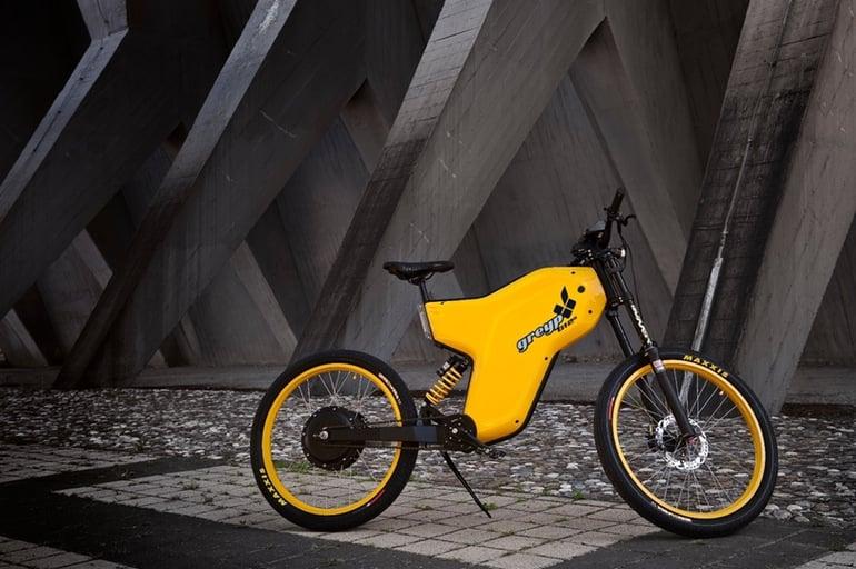 Greyp G12S Electric Bike