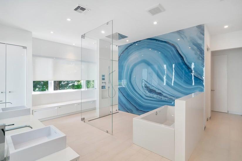 Gross-Flasz Residence Florida Bathroom