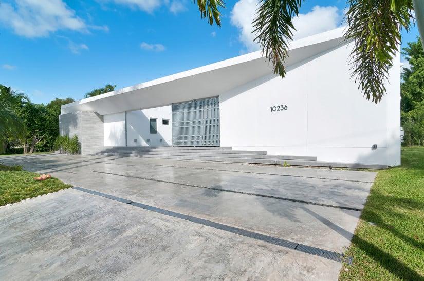 Gross-Flasz Residence on Harbor Island Exterior Design