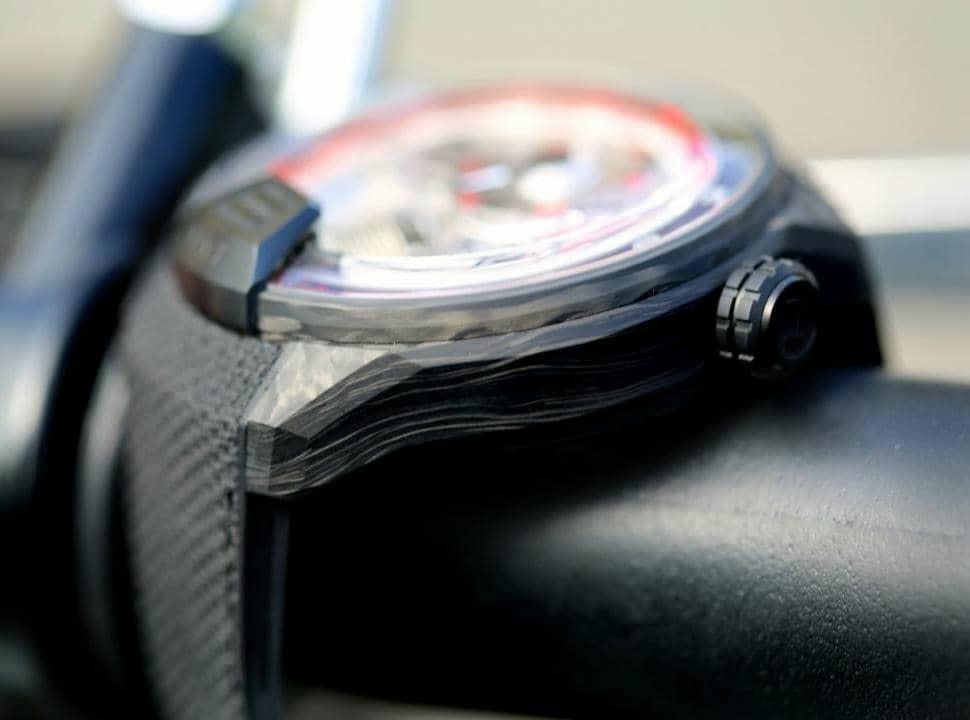 HYT H4 Gotham Luxury Timepiece Case