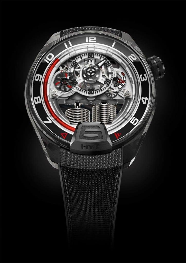 HYT H4 Gotham Luxury Watch