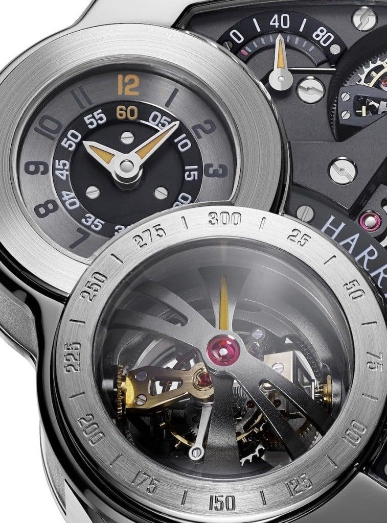 Harry Winston Histoire de Tourbillon 6 Timepiece