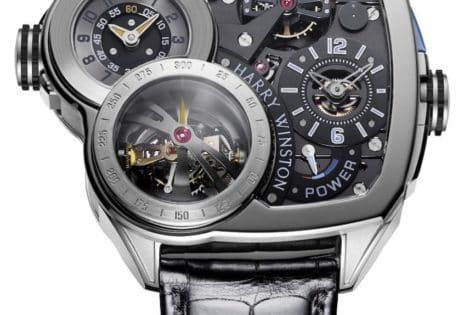 Harry Winston Histoire de Tourbillon 6 Watch