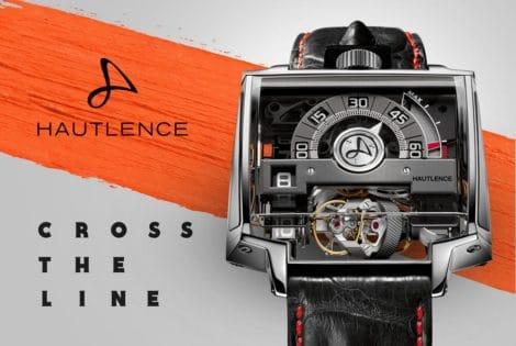 Hautlence Vortex Watch