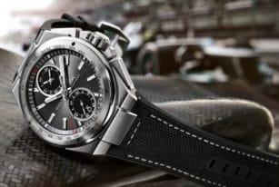 IWC Ingenieur Chronograph Racer Watch