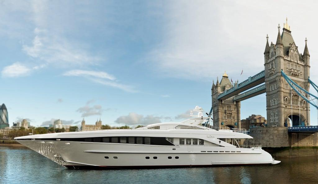 Ilona Luxury Yacht