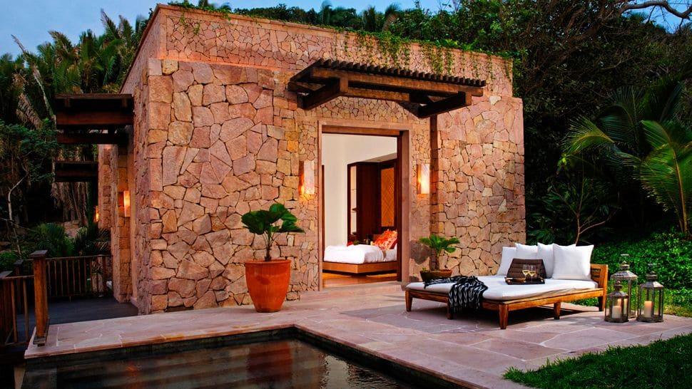 Imanta Resort in Mexico Villa