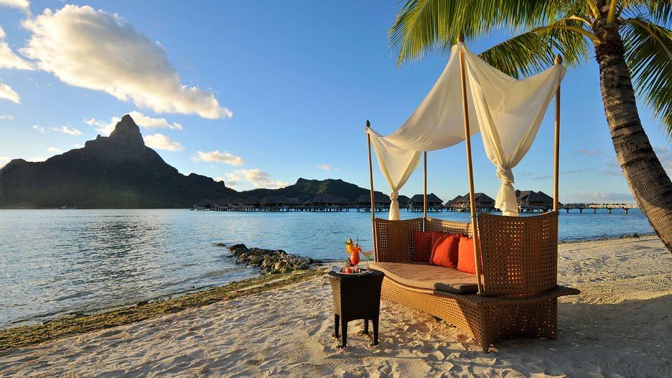Intercontinental Bora Bora Resort & Thalasso Spa Beach