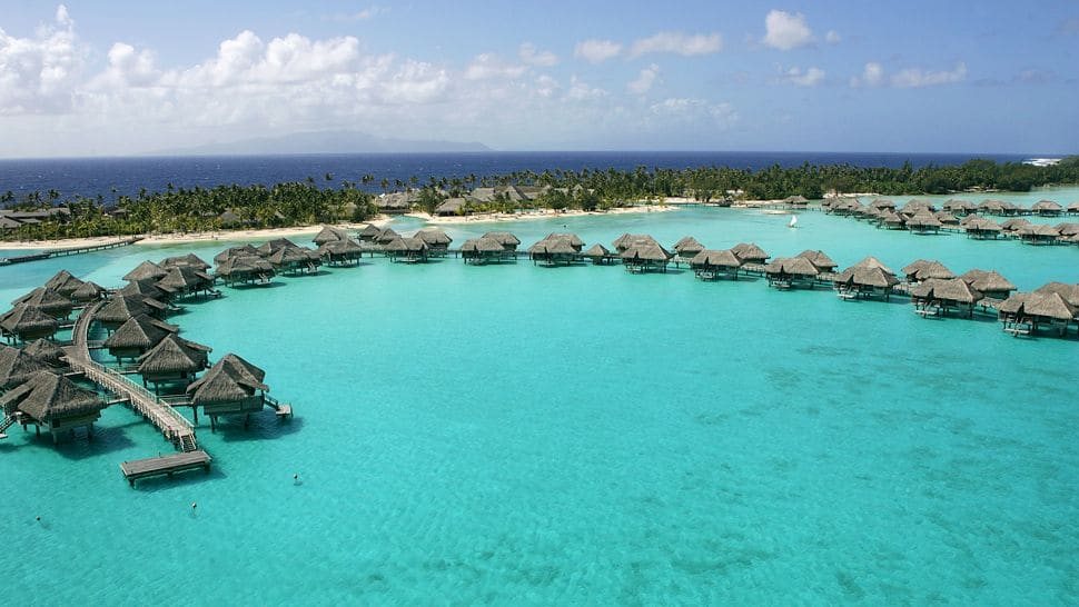 Intercontinental Bora Bora Resort & Thalasso Spa Ocean View