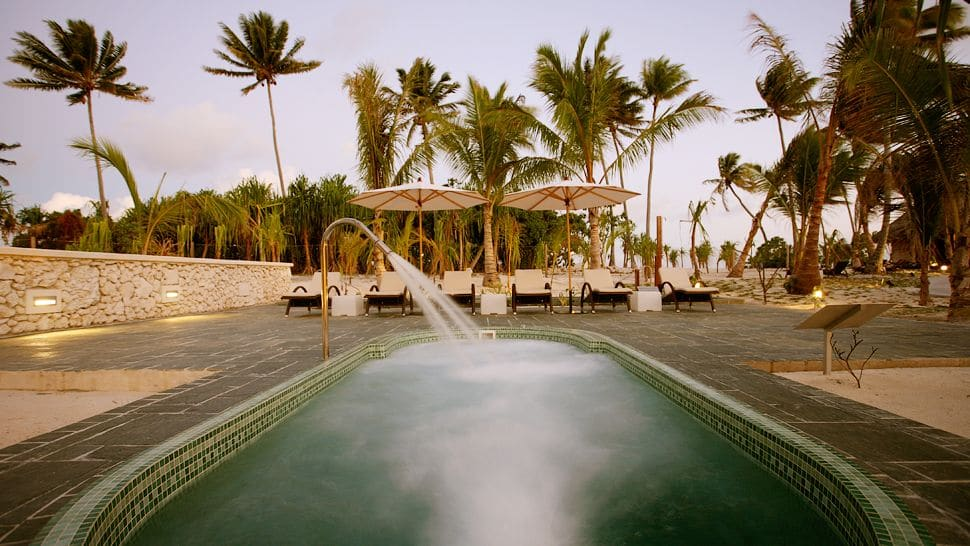 Intercontinental Bora Bora Resort & Thalasso Spa Outdoor Pool