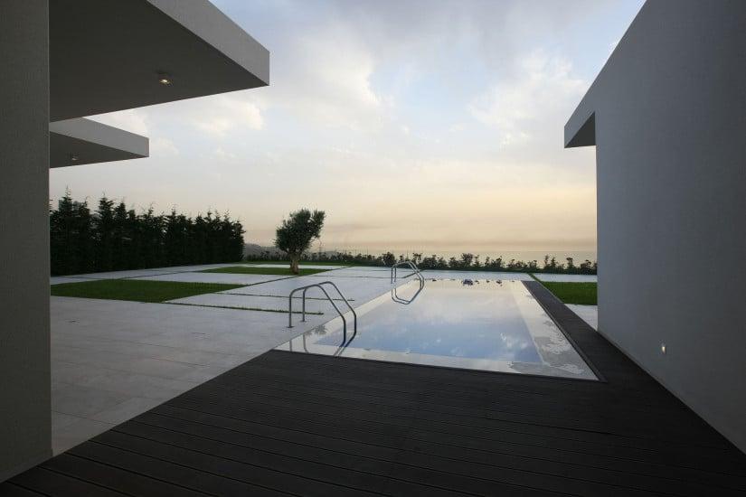 Jiyeh Villa in Lebanon Pool
